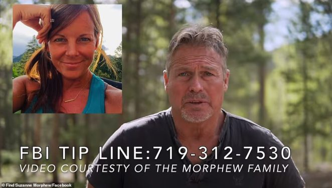 On Sunday, he made an impassioned plea for his wife's safe return in a video released via social media. He has also offered a $200,000 reward