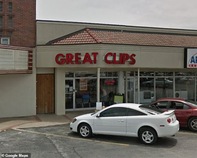 A stylist from this Great Clips in Springfield worked eight days while sick and symptomatic