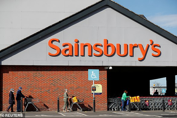 In 2007, Tchenguiz bought a 10 per cent shareholding in Sainsbury's worth £1billion