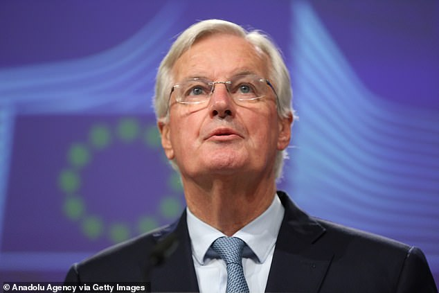 A source from the Ministry of Foreign Affairs in Paris confirmed that Barnier helped set up the Wuhan Institute when he was Minister of Foreign Affairs as
