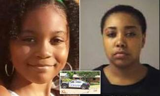 There's a Devil Loose: Texas Mother-of-Two With History of Family Violence Kills Her Nine-Year-Old Daughter Before Fatally Shooting Herself During Nine-Hour Standoff With Police