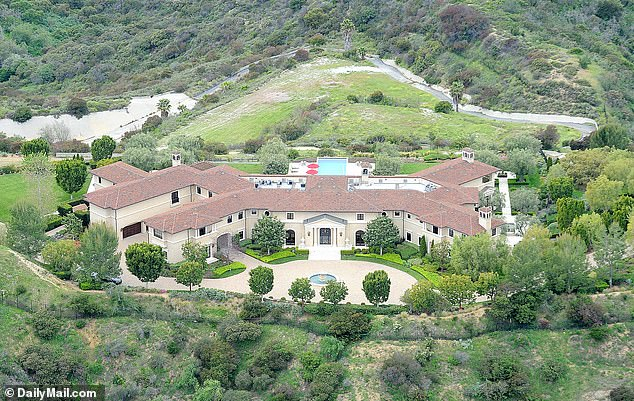 The Sussexes currently live in the ultra-luxurious hideaway of Beverly Hills owned by Hollywood tycoon Tyler Perry