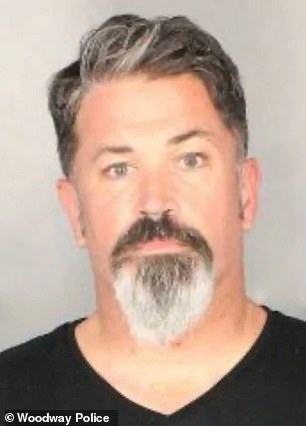 Attorney Seth Andrew Sutton, 45, (pictured) was arrested and charged with conspiracy to commit capital murder on Friday in Waco, Texas
