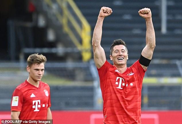 Bayern Munich sealed three points for Borussia Dortmund with impressive victory