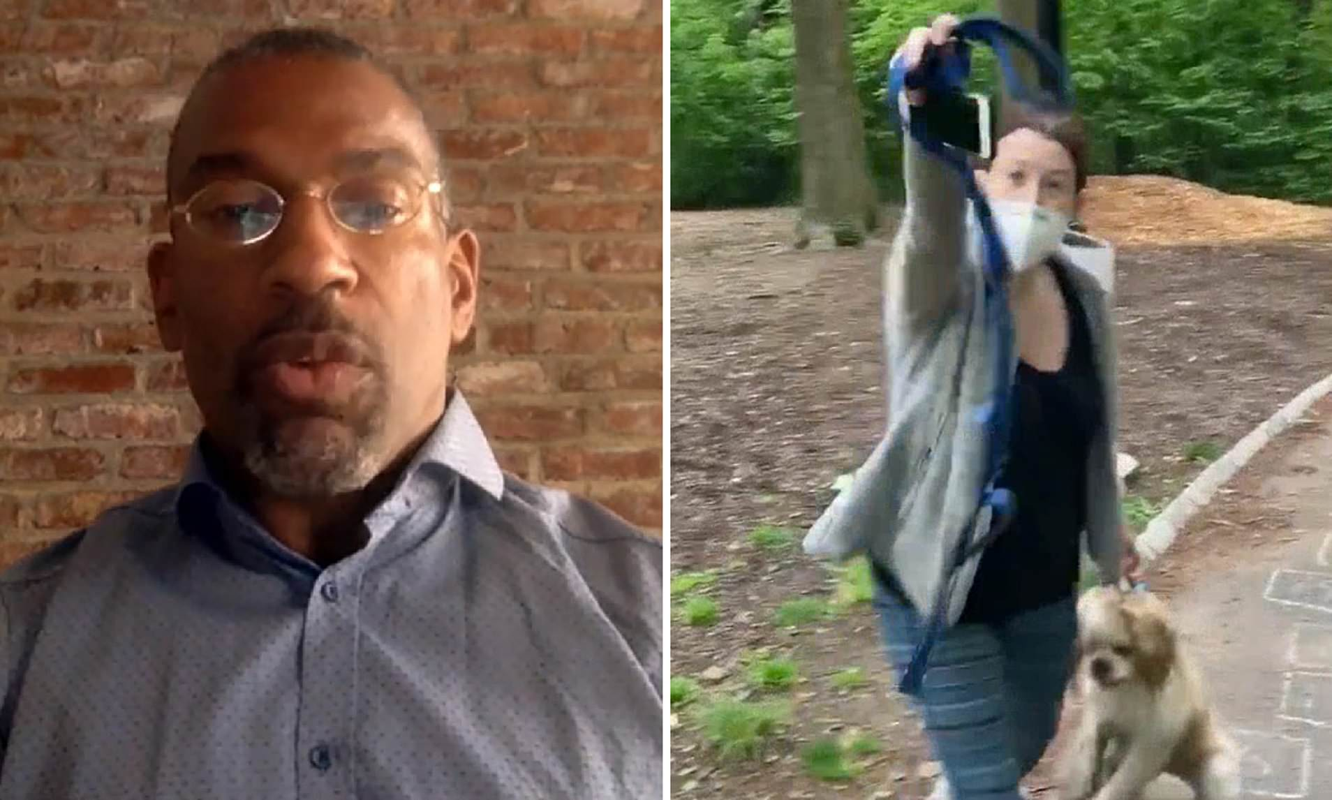 Central park Karen charged-(Bird Watcher) Christian Cooper says he won't cooperate