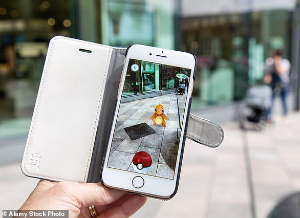 Augmented reality describes the hugely successful mobile game Pokemon Go from US developers Niantic