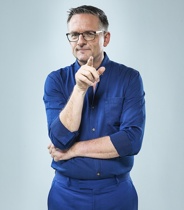 DR MICHAEL MOSLEY launches a health revolution with a diet that really could save your life