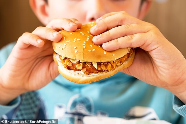 If children are found to have FH, they are offered lifestyle advice including avoiding cholesterol-raising high-fat foods, pictured