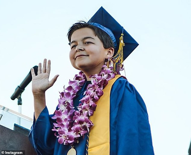 Jack Rico has earned four associate degrees from Fullerton College in California