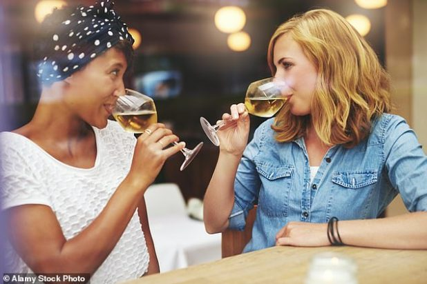 Signs of dysfunction appear in the region of his brain associated with sympathy compared to those who do not drink regularly.  Stock image
