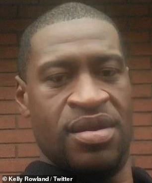 Afro-américain George Floyd (photo) est décédé après que le flic blanc Derek Chauvin s'est agenouillé sur le cou pendant près de quelques minutes lundi dernier