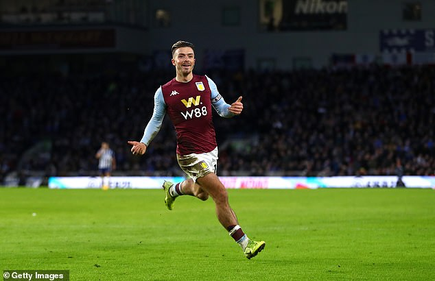 Jack Grealish insists he will miss the stick of opposition supporters when football returns