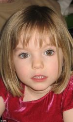 Madeleine McCann vanished from her family's holiday apartment in Portugal on May 3, 2007