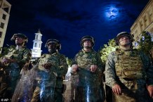 Pentagon Orders National Guard in Washington D.C. NOT to Carry Guns or Ammunition