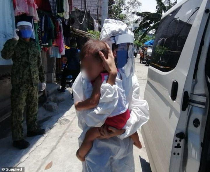 Les efforts de coordination de la Justice Internationale de la Mission, a abouti à 23 enfants d'être enregistrés et plusieurs suspects arrêtés en Mai seul