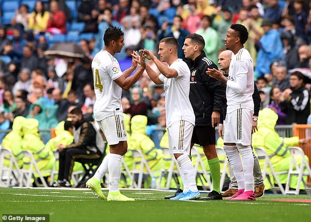 Real Madrid needs a leader more than ever and it's not too late for Hazard to step up