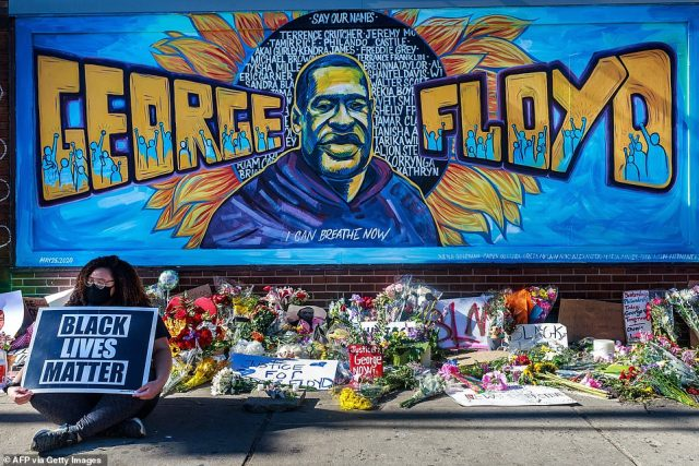 The move comes after more than a week of protests - which have occasionally turned violent - over the killing of George Floyd, who suffocated to death while being arrested for allegedly using a counterfeit $20 bill