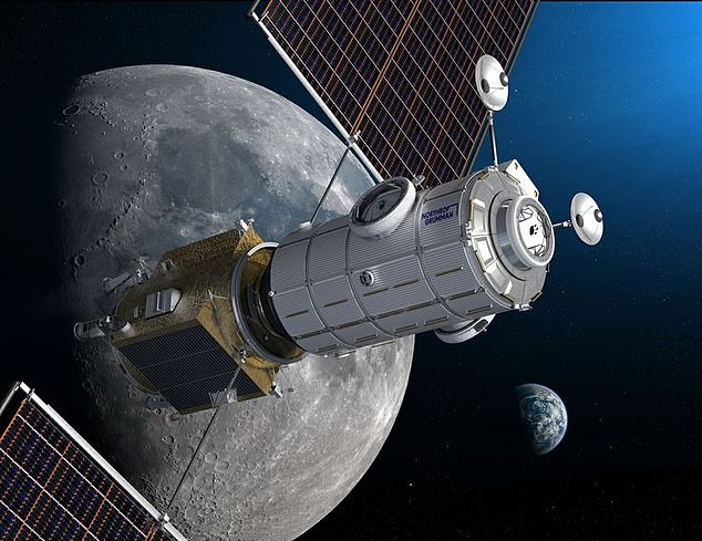 The design needs to support low and microgravity as it will be used in space on the Lunar lander as it attaches to the Gateway lunar space station and on the surface of the Moon