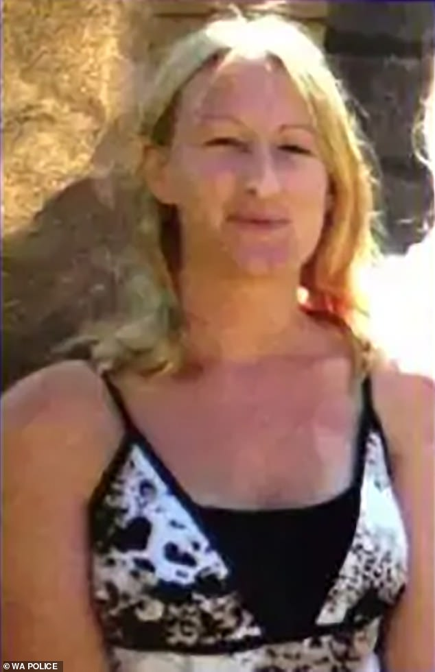 Rebecca Jane Gascoigne (pictured) was bound, gagged and had cling film wrapped around her head when she was found dumped in the boot of a car on a highway