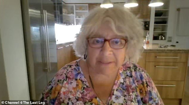 Miriam Margolyes, 78, told how she is