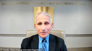Dr Fauci Says Coronavirus has Become his 'Worst Nightmare' and 'It Is Not Close to Over Yet' as Infections Near 2 Million in the US with More Than 110,000 Dead