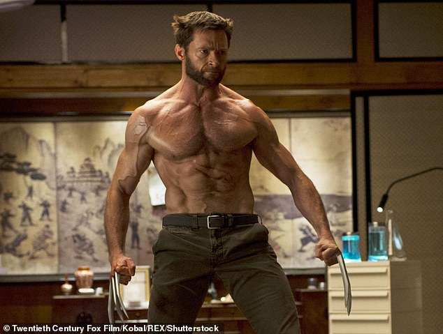 Success: The Wolverine role was Hugh's Hollywood breakthrough and transformed him from an obscure Australian actor into a household name