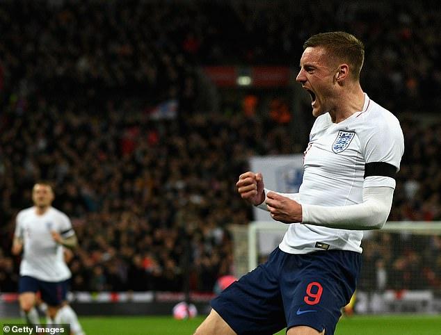 Jamie Vardy sort de sa retraite pour terminer meilleur buteur de l'Euro avec sept buts
