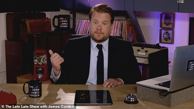 Litigation: Critics Request Popular Comedy Written By James Corden (Photo) And Ruth Jones To Be Drawn In Follow With Black Lives Matter