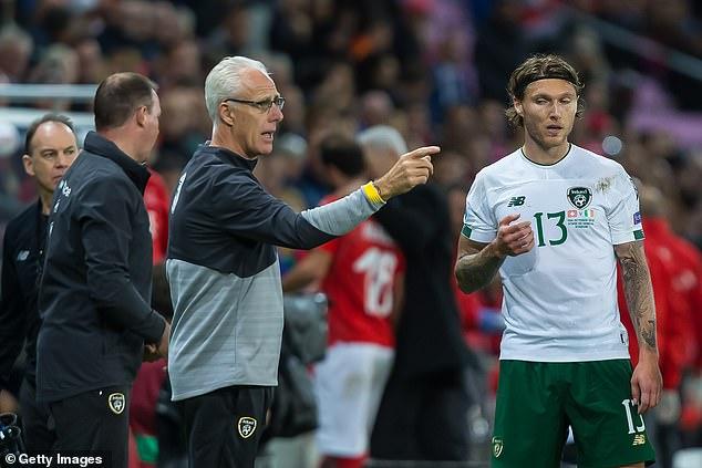 Mick McCarthy mène la République d'Irlande aux huitièmes de finale contre toute attente