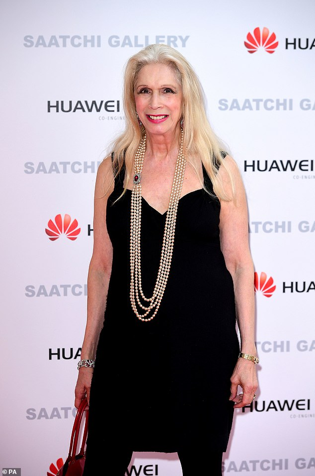 Lady C (pictured) spoke before her book, Meghan and Harry: The Real Story, which is published later this month. Pictured, June 5, 2019