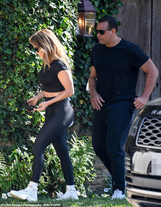 Seeking:Jennifer Lopez and Alex Rodriguez are back on the market as they were spotted looking at new beachside property in Malibu on Sunday
