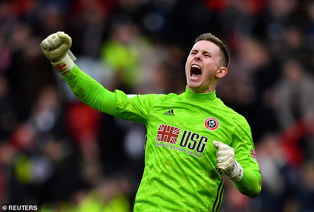 During this time, Dean Henderson is coming closer to an agreement on a new loan to Sheffield United
