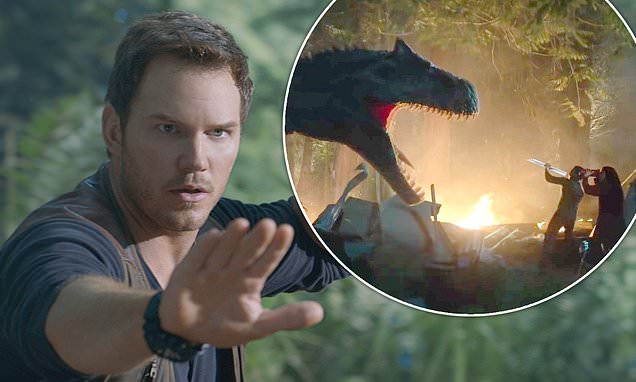 Jurassic World: Dominion is the FIRST movie to resume after COVID-19