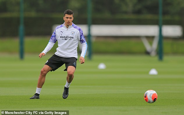 Rodri has had to adapt only to the screening of the defence and Arteta has been the key to development