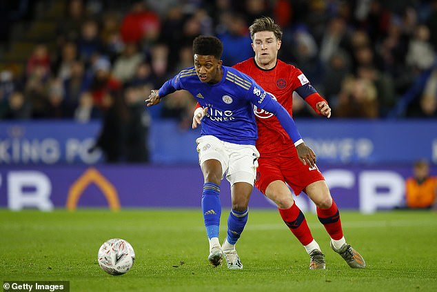 Lack of consistency has been a recurring problem for promising Leicester winger