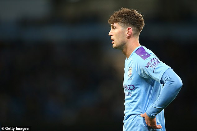 John Stones fell in hierarchy and lost his place in England as a result