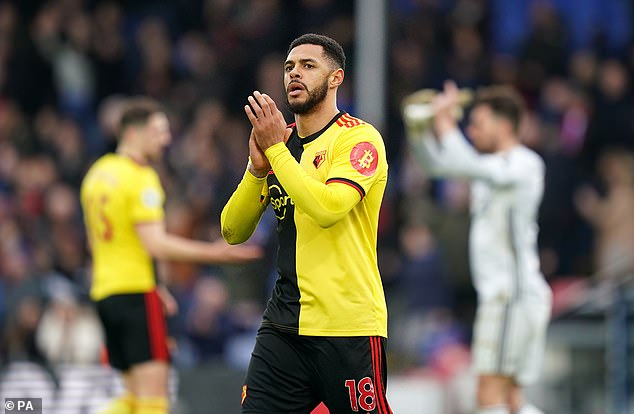 Andre Gray has only two league goals this season after leading a total of seven goals last year