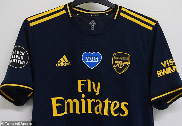 Arsenal has revealed what it will look like its third kit as he prepares to face Manchester City next time
