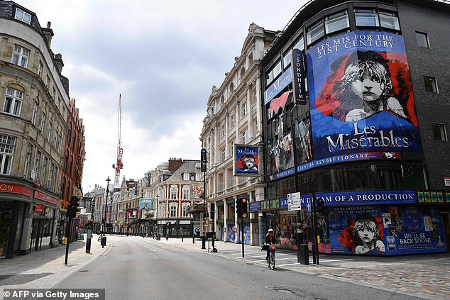 Music giants Les Misérables, Mary Poppins and Hamilton will not return to the West End this year