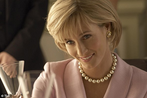 Made-for-TV: Irish actress Geneviève O'Reilly played Diana in Diana: Last Days Of A Princess in 2007