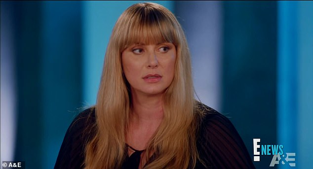 Chrissie Bixler formerly Chrissie Carnell speaks to Leah Remini. It is unclear who the alleged victims of today's arrest are or whether they are related to this earlier trial in any way