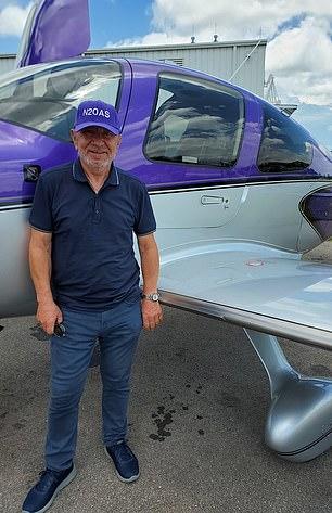 Apprentice star buys plane in Florida