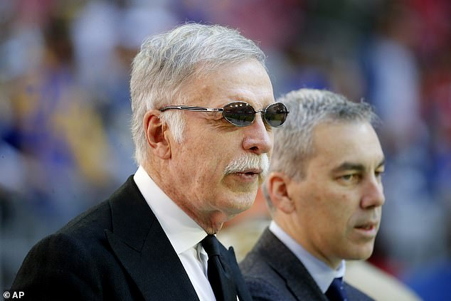 Arsenal, owned by Stan Kroenke, can't afford to miss the Champions League