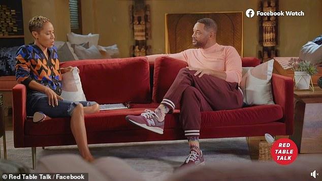 """Sujets difficiles: dans un clip teaser pour un épisode à venir de Red Table Talk de Jada Pinkett-Smith, Will Smith a révélé que son divorce de 1995 avec sa première femme était la «pire chose dans [sa] vie adulte» et l'a appelé «l'échec ultime """""""
