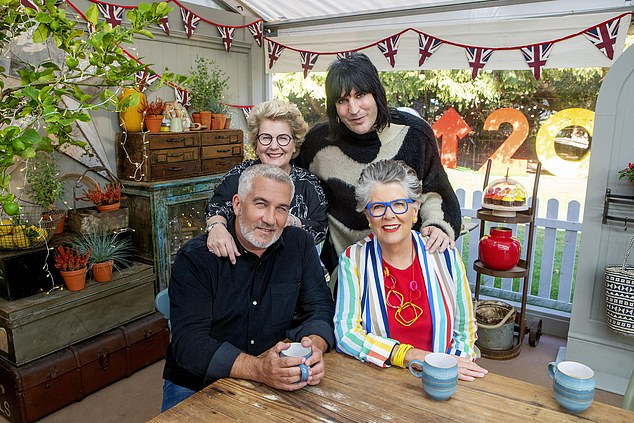 Changes: Great British Bake Off will not allow the young competitors to compete this year due to the coronavirus