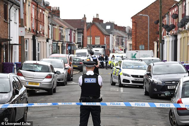 Witnesses said a woman's screams were heard in Mirfield Street at the time of the attack