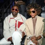 Naomi Campbell could be set for court showdown as her billionaire ex Vladislav Doronin 'sues her'