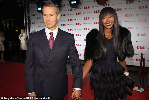 Vladislav Doronin, 57, is also understood to be taking the British supermodel (pictured together in 2012) to court over claims she has kept some of his property