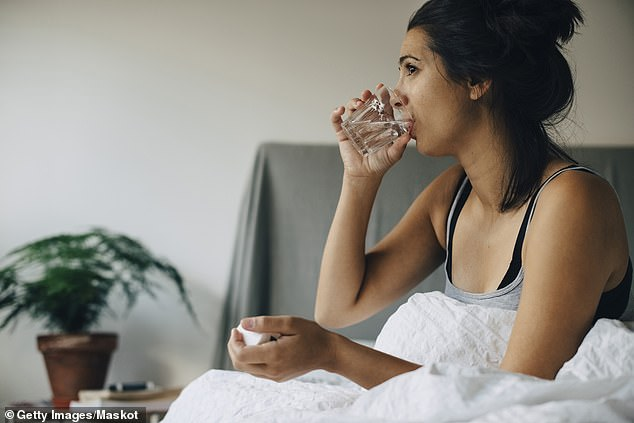 Sydney general practitioner Dr Dasha Fielder told FEMAIL most adults should aim to drink up to three litres per day in order to maintain optimum hydration