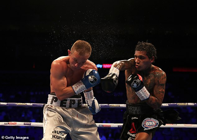 Conor Benn has shown he holds power in both fists just like his dad did in his fighting days